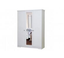 02 Шкаф 3-х дверный для одежды и белья Виктория