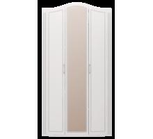 09 Шкаф для одежды 3-х дверный (с зеркалом) Виктория