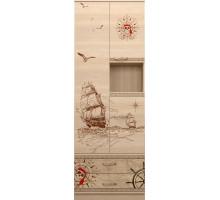 14 Квест Шкаф комбинированный