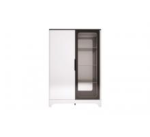 16 Танго Шкаф комбинированный 2-х дверный