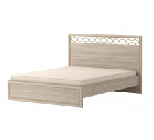 23 Брайтон Кровать двойная 160*200 см, с латами, без матраса