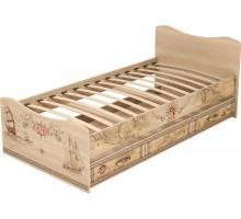 4 Квест Кровать с ящиком