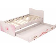 4 Принцесса Кровать с ящиком