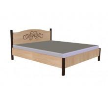 ADELE2 Кровать 160*200 без основания, без матраса