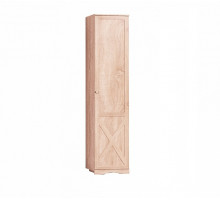 ADELE 83 (молодежная) Шкаф для белья + фасад Правый