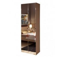 Bauhaus 8 Шкаф для одежды + 2 фасада Зеркало