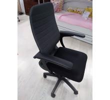 CР-10 кресло Метта темно-серый/черный/черный (выставочный образец)