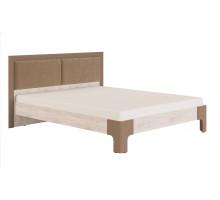 FAMILY 12.2 Кровать с мягкой спинкой 1,6 б/матраса, б/ортопеда