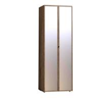 Nature 54 Шкаф для одежды корпус+2 фасада Зеркало контур