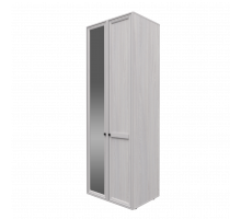 Paola 54 Патина Шкаф для одежды + ФАСАД Зеркало Левый + Стандарт Правый