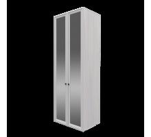 Paola 54 Патина Шкаф для одежды + ФАСАД Зеркало Левый + Зеркало Правый