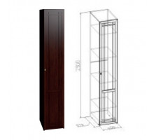 Sherlock611 Шкаф для белья, ПРАВЫЙ (высота 2300 мм)