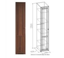 Sherlock61 Шкаф для белья, ЛЕВЫЙ (высота 2300 мм)