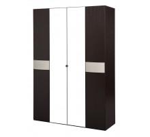 АМЕЛИ 555 Шкаф для одежды и белья, венге
