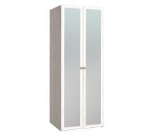Бриз 54 Шкаф для одежды, ФАСАД Зеркало * 2 шт