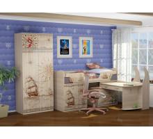 Детская комната Квест. Комплект 6