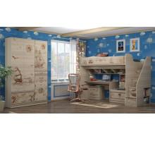 Детская комната Квест.Комплект 1