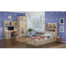 Детская комната Квест.Комплект 2