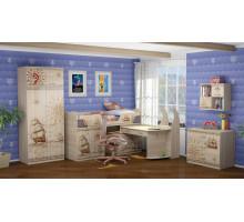 Детская комната Квест.Комплект 3