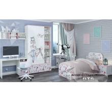Детская комната Малибу. Комплект 1