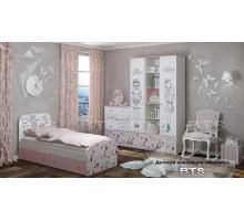 Детская комната Малибу. Комплект 4