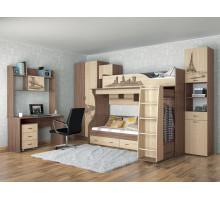 Детская комната Орион. Комплект 1