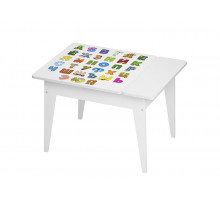 Детский стол Алфавит