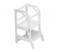 Детский стульчик-этажерка