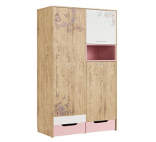 Дублин Роуз Модуль 10 Шкаф для одежды