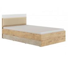 Дублин Стоун Модуль 2 Кровать 1,2, без матраса