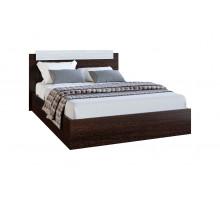 ЭКО Кровать 1,6 Венге/лоредо