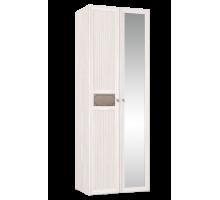 Карина 54 Шкаф для одежды. Фасад Зеркало+Стандарт