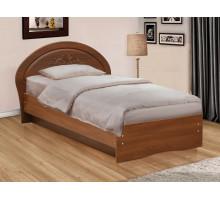 Каркас кровати на швеллерах 800 (Итальянский орех)