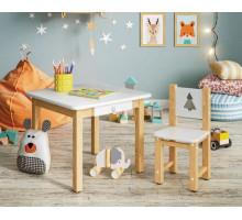 Комплект FOREST Детский столик и стульчик