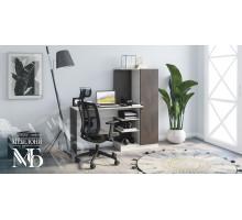 Компьютерный стол Бейсик (венге/лоредо)