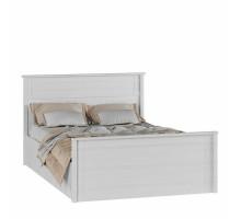 Корпус кровати 1,4 м РКР-3 Ричард, ясень анкор светлый