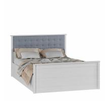 Корпус кровати 1,6 м РКР-2 Ричард, ясень анкор светлый