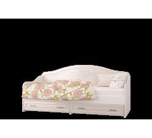 Кровать-софа Виола 2 Жемчуг