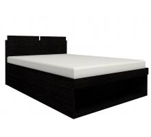 Кровать3 Hyper 140*200 с подъемным механизмом (Венге монохром)
