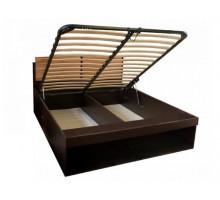 Кровать3 Hyper 140*200 с подъемным механизмом (Венге/палисандр)