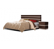 Кровать 1600 Хилтон Мокко, КМК 0651.1