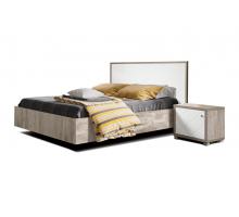 Кровать 1600 Кристал КМК 0650.3