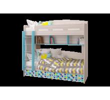Кровать 2-х ярусная Джимми латофлексы