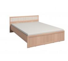 Кровать 2 Милана с ортоп. основанием 140*200 см