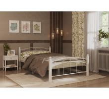 Кровать Garda-15 Белая 1600, без матраса