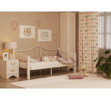 Кровать Garda-7 Белая, без матраса