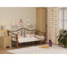Кровать Garda-7 Вишня, без матраса