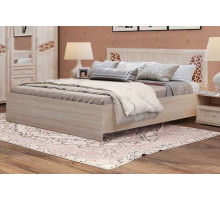 Кровать Адель с латодержателями 1400*2000 мм, без матраса