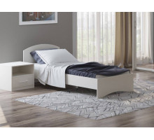 Кровать без ящика 1600 (Дуб беленый)