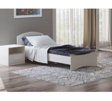 Кровать без ящика 900 (Дуб беленый)
